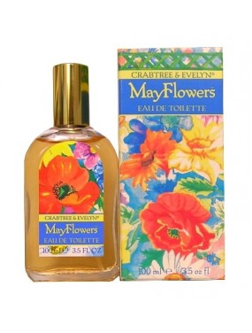 Crabtree & Evelyn May Flowers edt vapo 100ml