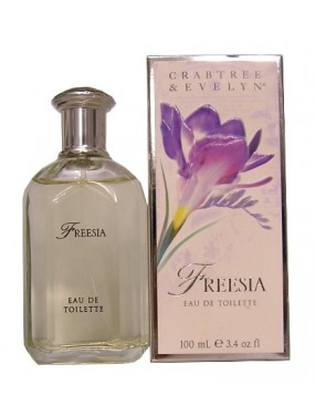Crabtree & Evelyn Freesia edt vapo 100ml