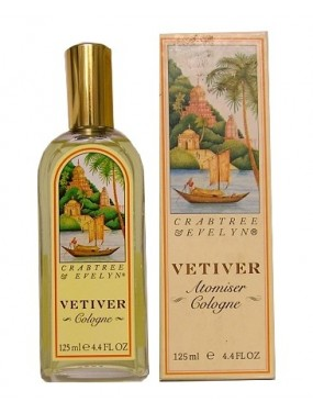 Crabtree & Evelyn Vetiver eau de cologne vapo 125ml
