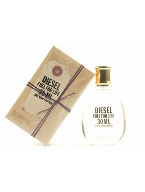 Diesel Fuel For Life edp vapo 30ml - Donna