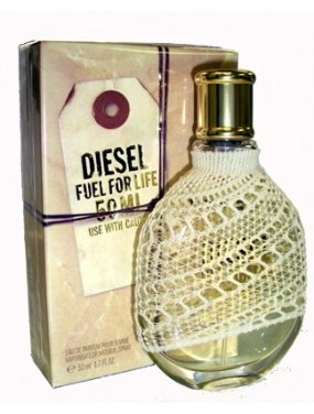 Diesel Fuel For Life Eau de Parfum vapo 50ml