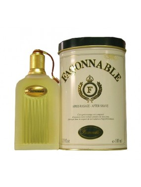 Faconnable after shave 100ml