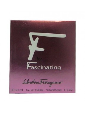 Salvatore Ferragamo F Fascinating edt vapo 30ml