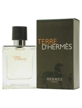 HERMES Terre d'Hermes eau de toilette 50ml Vapo