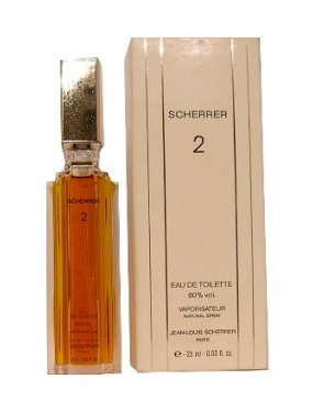 Jean Louis SHERRER 2 edt 25ml vapo