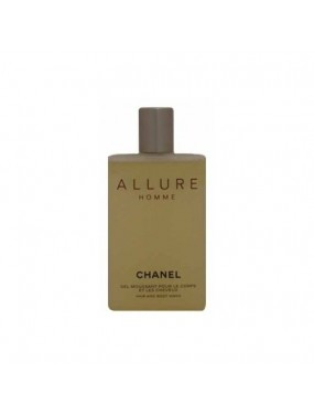 CHANEL ALLURE UOMO GEL MOUSSANT 200 ml