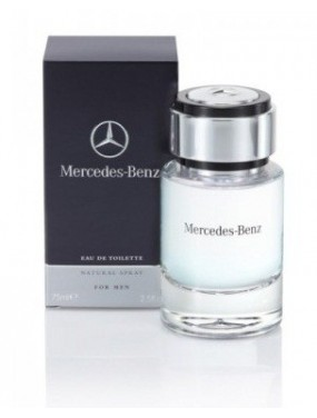 Mercedes-Benz After Shave...