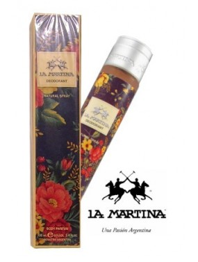 La Martina Body Parfum 100 ml deodorant