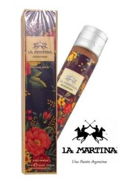 La Martina Mujer deodorant body parfum 100ml