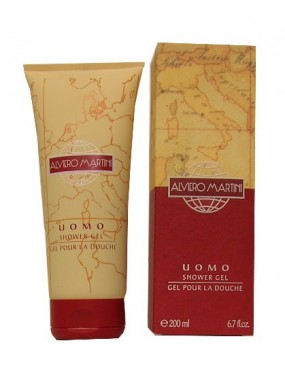 Alviero Martini UOMO shower gel 200ml