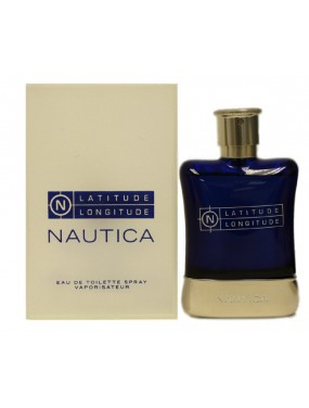Nautica Latitude-Longitude edt vapo50ml
