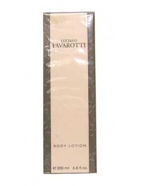 Luciano Pavarotti Body Lotion 200ml