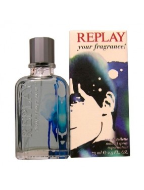 Replay Your Fragrance for him edt vapo 75ml