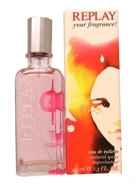 Replay Your Fragrance for her edt vapo 40ml