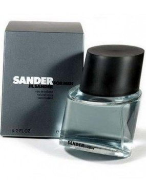 Jil Sander SANDER for MEN edt vapo 125ml