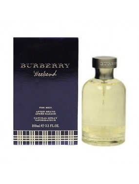 BURBERRY - WEEKEND FOR MEN - after shave 100ml