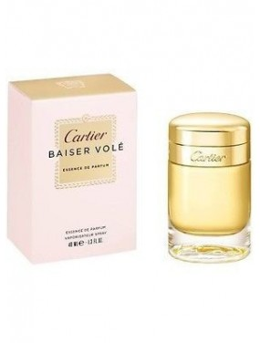CARTIER - BAISER VOLE' - Essence de Parfum 40 ml vapo