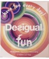 DESIGUAL - FUN Eau de Toilette 100 ML SPRAY