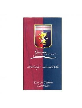 Squadra Calcio GENOA Eau de Toilette Gentlemen 100ml - uomo