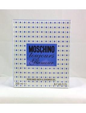 MOSCHINO TOUJOURS GLAMOUR PERFUMED BATH E SHOWER GEL 200 ML