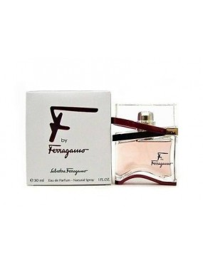 F BY SALVATORE FERRAGAMO EAU DE PARFUM  SPRAY 30 ML