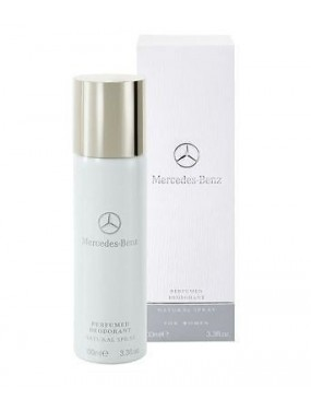 Mercedes Benz - Perfumed Deodorant Natural Spray 100ml