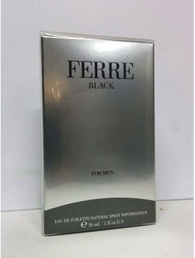 FERRE BLACK FOR MEN eau de...