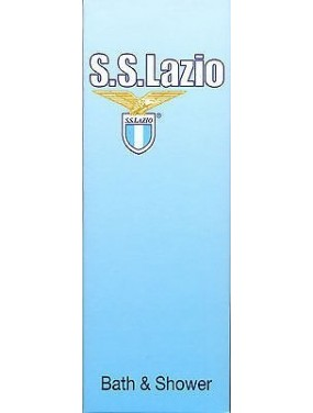 S.S. LAZIO CALCIO - Bagno schiuma 400 ml - PRODOTTO UFFICIALE