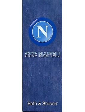 S.S.C. NAPOLI CALCIO - Bagno schiuma 400 ml - PRODOTTO UFFICIALE