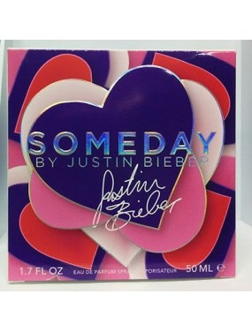 SOMEDAY BY JUSTIN BIEBER - eau de parfum - 50 ML
