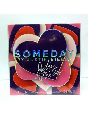 SOMEDAY BY JUSIN BIEBER - eau de parfum - 100ML