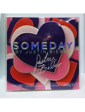 SOMEDAY BY JUSTIN BIEBER - eau de parfum - 30ML