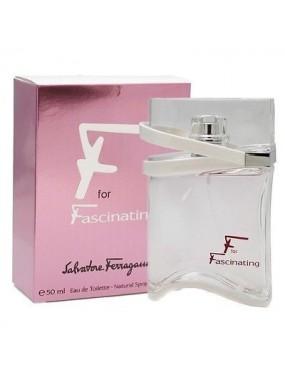 F FOR FASCINATING - SALVATORE FERRAGAMO EAU DE TOILETTE Spray 50 ML