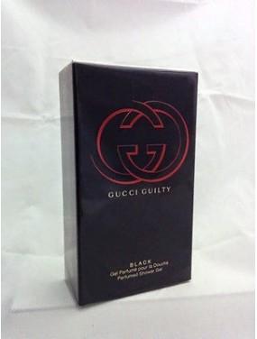 GUCCI GUILTY BLACK - PERFUMED SHOWER GEL 200 ML