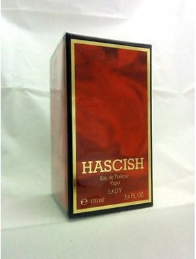HASCISH EAU DE TOILETTE LADY 100 ML VAPO
