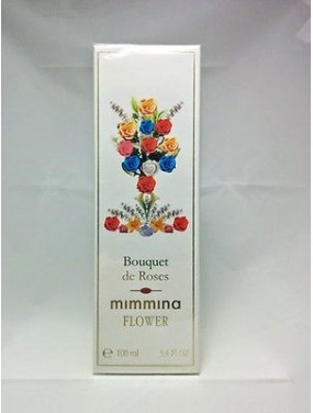 MIMMINA FLOWER - BOUQUET DE ROSES 100 ML VAPO