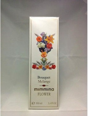 MIMMINA FLOWER - BOUQUET MELANGE - EAU DE PARFUM 100 ML VAPO