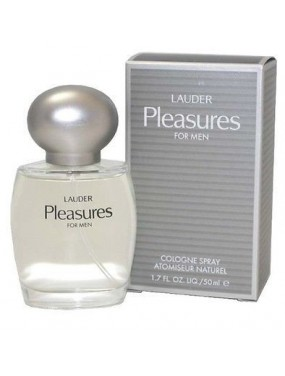 LAUDER PLEASURES FOR MEN...