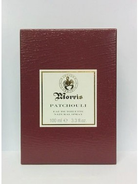MORRIS PATCHOULI - EAU DE TOILETTE - 100ML
