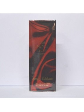 SERGIO SOLDANO - VIA VENTI LUXE LADY eau de toilette - SPRAY 100ML