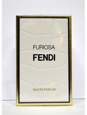 FENDI - FURIOSA - eau de parfum 30 ML SPRAY