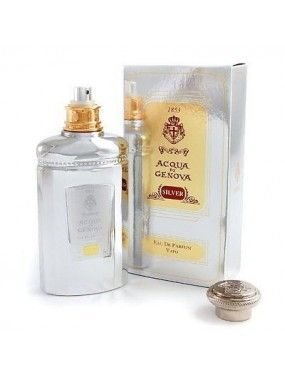 ACQUA di GENOVA SILVER Eau de Parfum 180ml vapo