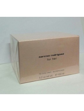 NARCISO RODRIGUEZ FOR HER - Body Cream 150 ml