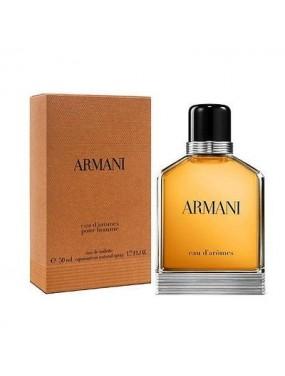 Armani Eau d'Aromes Eau de Toilette 50ml Spray - uomo
