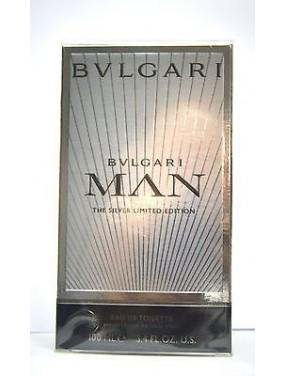 BULGARI MAN SILVER EDITION - UOMO Eau de Toilette 100 ML spray