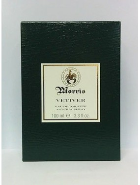 MORRIS VETIVER EAU DE TOILETTE 100ML