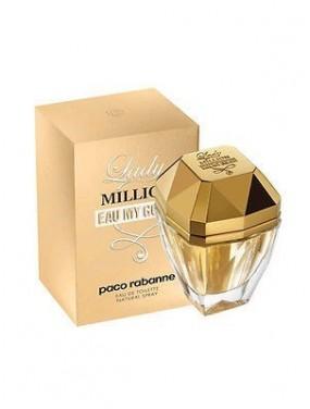 PACO RABANNE - LADY MILLION - EAU MY GOLD - Eau de Toilette 80 ml vapo
