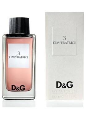 DOLCE&G.L'IMPERATRICE 3 EDT100