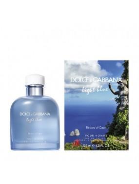 Dolce e Gabbana D&G Light Blue Beauty of Capri Pour Homme edt 40 ml
