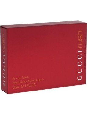 GUCCI RUSH  eau de toilette 30ml
